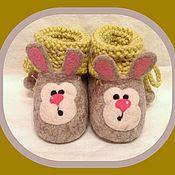 """Обувь ручной работы. Ярмарка Мастеров - ручная работа Пинеточки """"Встреча весны"""". Handmade."""
