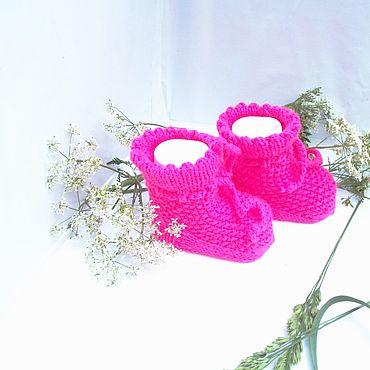 Footwear handmade. Livemaster - original item Pinetochki. Handmade.