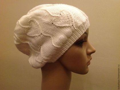 Шарфы и шарфики ручной работы. Ярмарка Мастеров - ручная работа Шапка для девушки. Handmade.