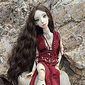 Куклы и игрушки handmade. Livemaster - original item Dune Articulated Doll. Handmade.