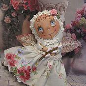 Куклы и игрушки ручной работы. Ярмарка Мастеров - ручная работа Вербный ангел.. Handmade.