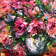 Order Still life with flowers, oil still life, beautiful still life,. LShiArt. Livemaster. . Pictures Фото №3
