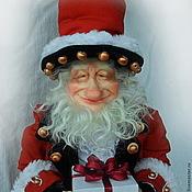 Куклы и игрушки ручной работы. Ярмарка Мастеров - ручная работа Эльф Санте Клаус. Handmade.