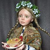 Куклы и пупсы ручной работы. Ярмарка Мастеров - ручная работа Масленица. Handmade.