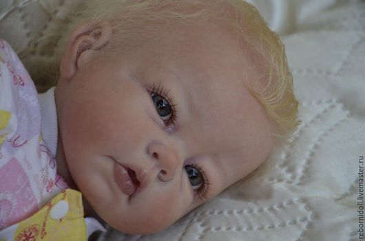 Куклы-младенцы и reborn ручной работы. Ярмарка Мастеров - ручная работа. Купить Кукла реборн Ангелок. Handmade. Кукла реборн