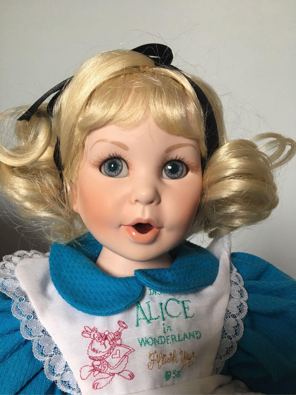 Коллекционная кукла Baby Alice от Marie Osmond/ Мари Осмонд, Куклы и пупсы, Санкт-Петербург,  Фото №1