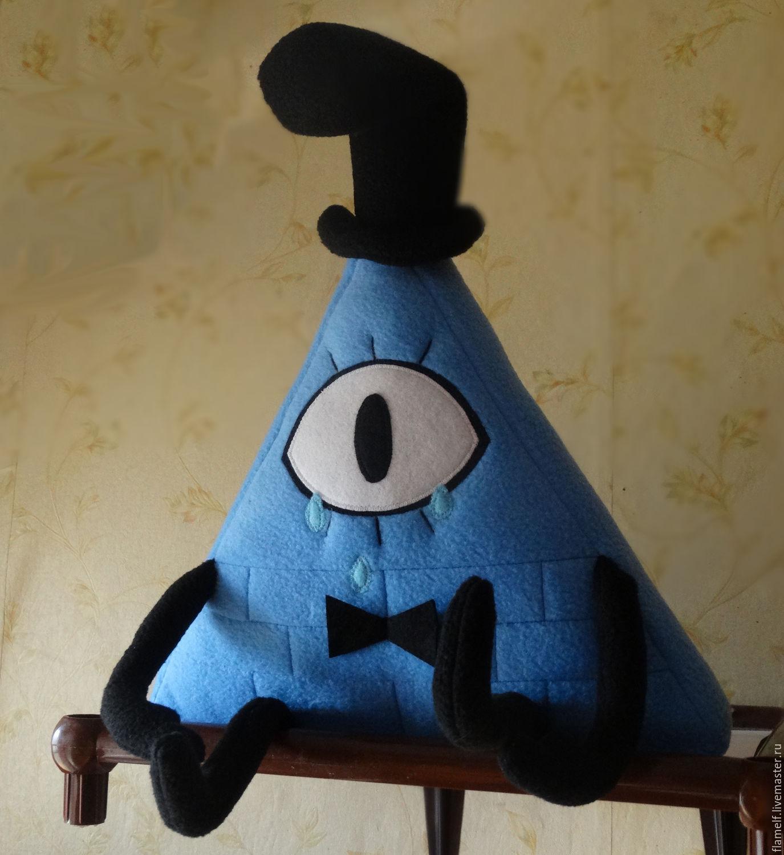Билл шифр мягкая игрушка