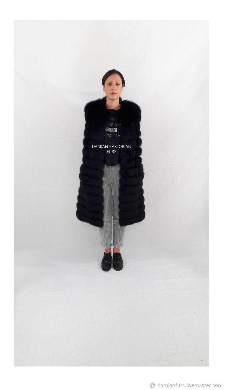 made by Damian Kastorian Furs