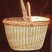 Для дома и интерьера ручной работы. Ярмарка Мастеров - ручная работа Корзина для пикника I. Handmade.