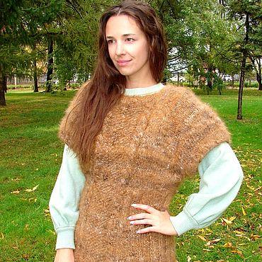 Clothing handmade. Livemaster - original item Sleeveless