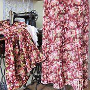 Одежда ручной работы. Ярмарка Мастеров - ручная работа Юбка в технике синель. Handmade.