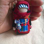 Куклы и игрушки ручной работы. Ярмарка Мастеров - ручная работа Народная кукла Подорожница. Handmade.