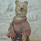 Куклы и игрушки ручной работы. Ярмарка Мастеров - ручная работа Мишка тедди Расмус. Handmade.