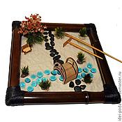 Фен-шуй и эзотерика ручной работы. Ярмарка Мастеров - ручная работа Японский садик Приятная Прогулка. Handmade.