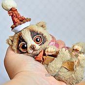 Куклы и игрушки ручной работы. Ярмарка Мастеров - ручная работа малыш Лори коллекционная игрушка толстый лори тедди. Handmade.