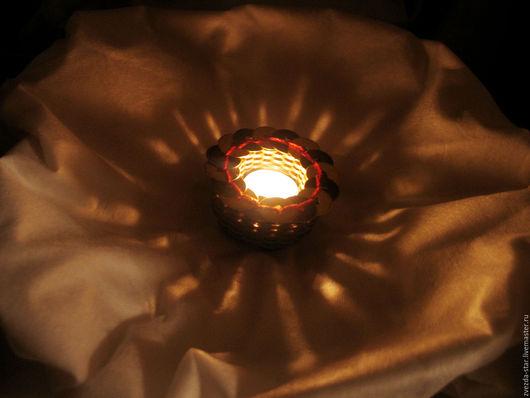 Подсвечник из монет   `Китайский фонарик`