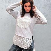 """Одежда handmade. Livemaster - original item Copy of Sweatshirt """"Rondo"""". Handmade."""