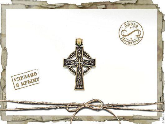 Обереги, талисманы, амулеты ручной работы. Ярмарка Мастеров - ручная работа. Купить Кельтский крест. Handmade. Кельтский крест, талисман