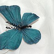 Украшения ручной работы. Ярмарка Мастеров - ручная работа И снова бабочка. Handmade.