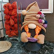 Мягкие игрушки ручной работы. Ярмарка Мастеров - ручная работа Гномы интерьерные. Handmade.