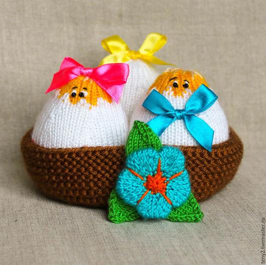 Подарки на Пасху ручной работы. Ярмарка Мастеров - ручная работа. Купить Пасхальные яйца. Handmade. Комбинированный, пасхальный сувенир, скорлупа