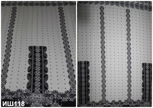 Шитье ручной работы. Ярмарка Мастеров - ручная работа. Купить Отрез 1,15м!Искусственный шелк с печатью,300руб-остаток. Handmade.