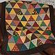 Текстиль, ковры ручной работы. Ярмарка Мастеров - ручная работа. Купить СКИДКА 15%(от цены)Лоскутное одеяло Калейдоскоп. Handmade.