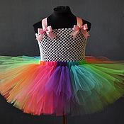 """Работы для детей, ручной работы. Ярмарка Мастеров - ручная работа Платье """"Мисс счастье"""". Handmade."""