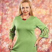 "Одежда handmade. Livemaster - original item Knitted dress""Coral reefs-3"". Handmade."
