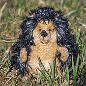Куклы и игрушки handmade. Livemaster - original item Interior toy: furry hedgehog. Handmade.