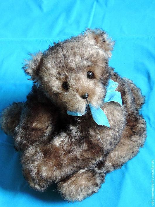 Мишки Тедди ручной работы. Ярмарка Мастеров - ручная работа. Купить Пушишка (большой мишка). Handmade. Мишка тедди, пушистый