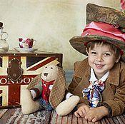 Работы для детей, ручной работы. Ярмарка Мастеров - ручная работа фрак для мальчика Чем ворон похож на конторку?. Handmade.