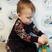 """Работы для детей, ручной работы. Ярмарка Мастеров - ручная работа Костюм """"Хохлома"""". Handmade."""