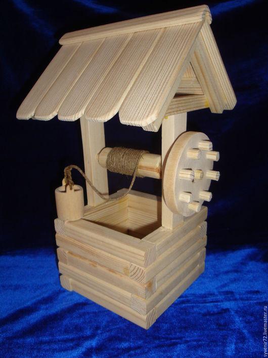Подарочные наборы ручной работы. Ярмарка Мастеров - ручная работа. Купить колодец. Handmade. Белый, подарок, игрушка, колодец