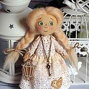 """Куклы и игрушки ручной работы. Ярмарка Мастеров - ручная работа Чердачная кукла """"Хранительница ключа"""". Handmade."""