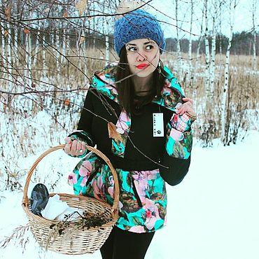 Одежда ручной работы. Ярмарка Мастеров - ручная работа Куртки: by BLACKCAT. Handmade.