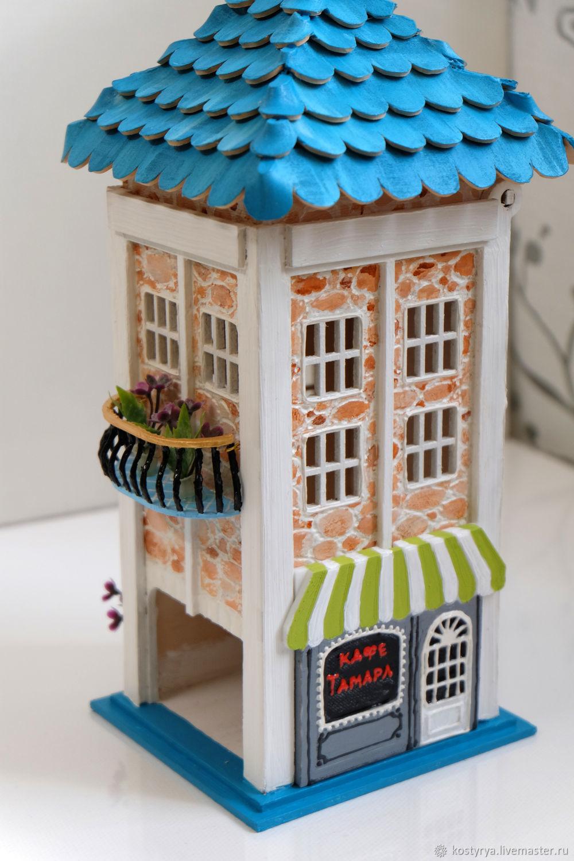 Tea house with balcony № 4, Houses, Moscow,  Фото №1