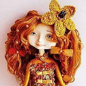 Куклы и игрушки ручной работы. Ярмарка Мастеров - ручная работа Сувенирная кукла В каждой девочке живет принцесса.. Handmade.