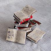 """Куклы и игрушки ручной работы. Ярмарка Мастеров - ручная работа Сувенир """"Книга"""". Handmade."""