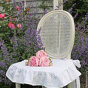 Для дома и интерьера ручной работы. Ярмарка Мастеров - ручная работа Подушки на стулья.. Handmade.