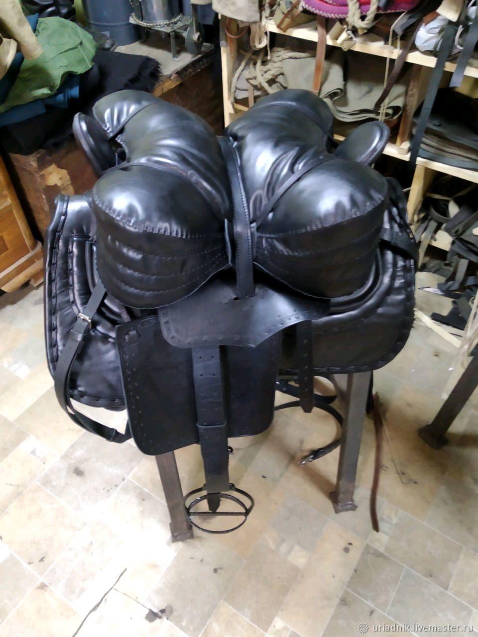 Set the saddle 'Kabardian' (Circassian), Saddles, Kirov,  Фото №1