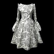 """Одежда ручной работы. Ярмарка Мастеров - ручная работа Платье """"Парижанка"""". Handmade."""