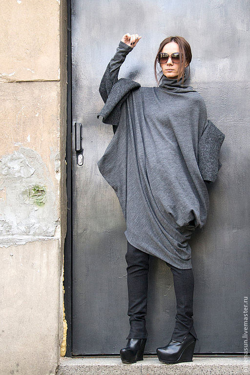 Туника Платье Теплое Доставка