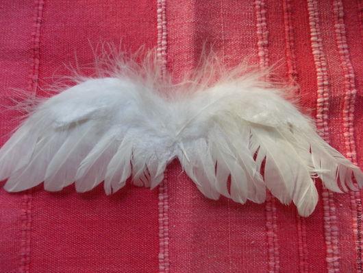 """Винтажные куклы и игрушки. Ярмарка Мастеров - ручная работа. Купить Винтажные крылья """"Ангела"""". Handmade. Белый, куклы и мишки"""