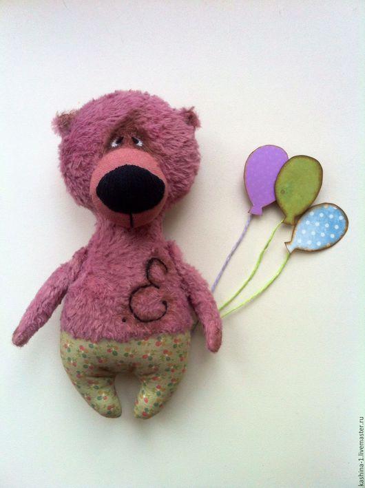 Мишки Тедди ручной работы. Ярмарка Мастеров - ручная работа. Купить Именной мишка. Handmade. Вискоза, мишка, купить мишку