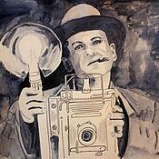 Картины и панно ручной работы. Ярмарка Мастеров - ручная работа Фотограф. Handmade.