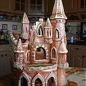 Для дома и интерьера ручной работы. Ярмарка Мастеров - ручная работа замок интерьерный. Handmade.