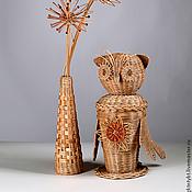 Подарки к праздникам ручной работы. Ярмарка Мастеров - ручная работа Сова. Handmade.