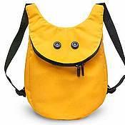 Рюкзак Смайлик Хитовый желтый