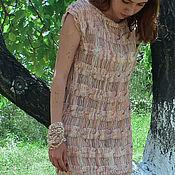 Одежда handmade. Livemaster - original item Tunic dress summer. Handmade.